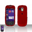 Red Cover Case Snap on Protector for Samsung Calibur R850