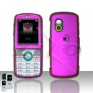 Samsung Gravity T459 Purple Cover Case Snap on Protector
