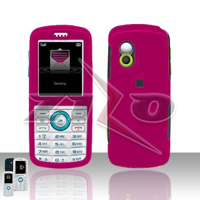 Samsung Gravity T459 Pink Cover Case Snap on Protector
