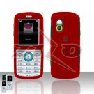 Samsung Gravity T459 Red Cover Case Snap on Protector