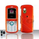 Samsung Gravity T459 Orange Cover Case Snap on Protector