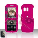 Pink Cover Case Snap on Protector for Samsung Rant M540