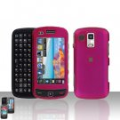 Pink Cover Case Snap on Protector for Samsung Rogue U960