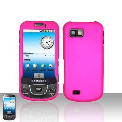 Pink Cover Case Snap on Protector for Samsung Galaxy i7500