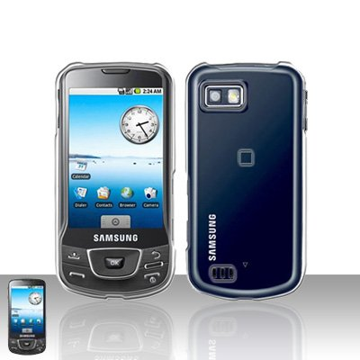 Clear Cover Case Snap on Protector for Samsung Galaxy i7500