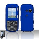 Blue Cover Case Snap on Protector for LG Cosmos VN250
