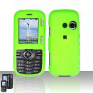 Neon Green Cover Case Snap on Protector for LG Rumor 2 LX265