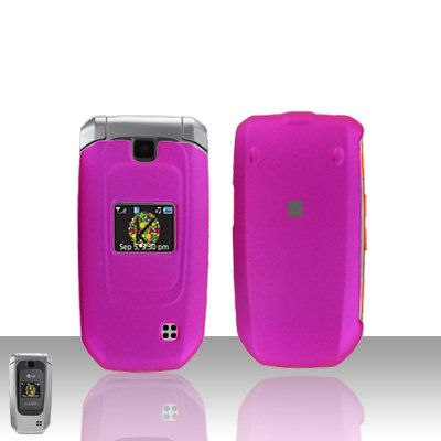 Pink Cover Case Snap on Protector for LG Helix LW310 UX310