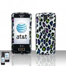 Color Leopard Cover Case Snap on Protector for LG eXpo GW820