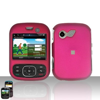 Pink Cover Case Snap on Protector for LG Remarq LN240