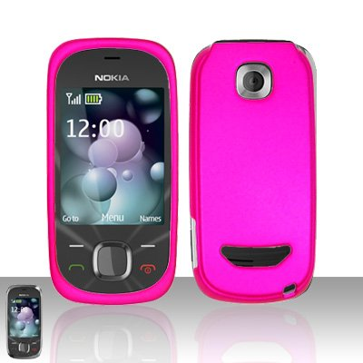 Nokia 7230 Pink Cover Case Snap on Protector