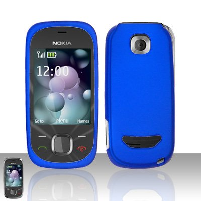 Nokia 7230 Blue Cover Case Snap on Protector