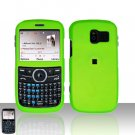 Pantech Link P7040 Neon Green Cover Case Snap on Protector P 7040