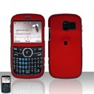 Pantech Link P7040 Red Cover Case Snap on Protector P 7040