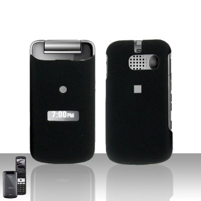 Sanyo Mirro 3810 Black Cover Case Snap on Protector