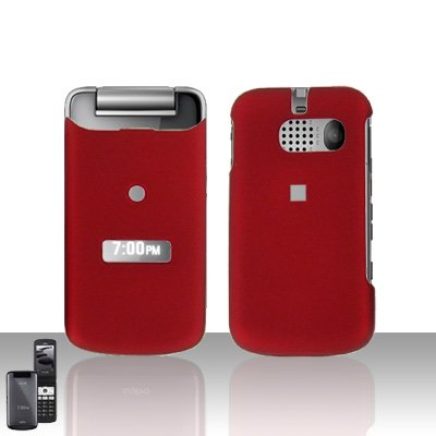 Sanyo Mirro 3810 Red Cover Case Snap on Protector