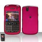 Blackberry Bold 9650 Pink Cover Case Snap on Protector