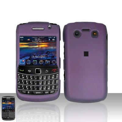 Blackberry Bold 9700 Onyx Purple Cover Case Snap on Protector