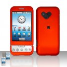 HTC Google G1 Android Orange Cover Case Snap on Protector