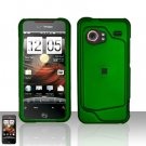 HTC Droid Incredible 6300 Green Case Cover Snap on Protector