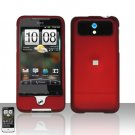HTC Legend A6363 Red Case Cover Snap on Protector