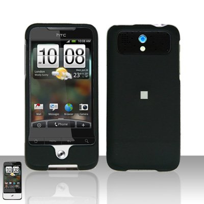 HTC Legend A6363 Black Case Cover Snap on Protector