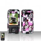 Kyocera Laylo M1400 Butterflies Case Cover Snap on Protector
