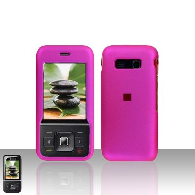 Kyocera Laylo M1400 Pink Case Cover Snap on Protector