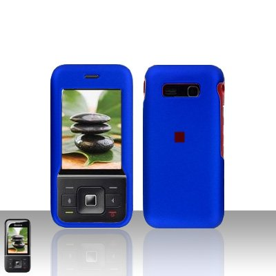 Kyocera Laylo M1400 Blue Case Cover Snap on Protector