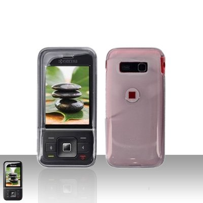 Kyocera Laylo M1400 Clear Case Cover Snap on Protector