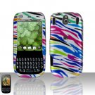 Palm Pixi Rainbow Zebra Case Cover Snap on Protector