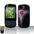 Palm Pixi Plus Heart Design Case Cover Snap on Protector