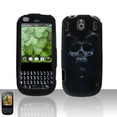Palm Pixi Plus Hooded Skull Case Cover Snap on Protector