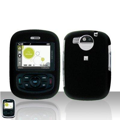 Black Case Cover Snap on Protector for UTStarcom TXTM8 8026c