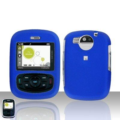 Blue Case Cover Snap on Protector for UTStarcom TXTM8 8026c
