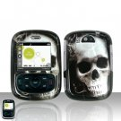 Skull Case Cover Snap on Protector for UTStarcom TXTM8 8026c