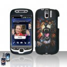 HTC myTouch Slide 3G Tiger Case Cover Snap on Protector