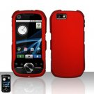 Red Case Cover Snap on Protector for Motorola i1