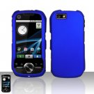 Blue Case Cover Snap on Protector for Motorola i1