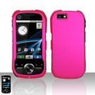 Pink Case Cover Snap on Protector for Motorola i1