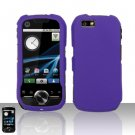 Purple Case Cover Snap on Protector for Motorola i1