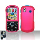 Samsung Intensity 2 U460 Pink Case Cover Snap on Protector