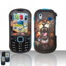 Samsung Intensity 2 U460 Tiger Case Cover Snap on Protector