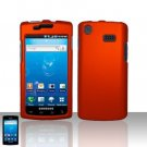 Samsung Captivate i897 Orange Case Cover Snap on Protector