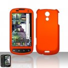Samsung Epic 4G Orange Case Cover Snap on Protector