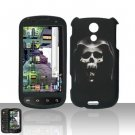 Samsung Epic 4G Hooded Skull Case Cover Snap on Protector