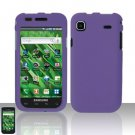 Samsung Vibrant T959 Purple Case Cover Snap on Protector