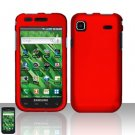 Samsung Vibrant T959 Red Case Cover Snap on Protector