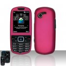 Pink Case Cover Snap on Protector for Samsung Gravity 3 T479