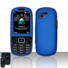 Blue Case Cover Snap on Protector for Samsung Gravity 3 T479